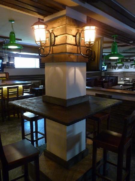 Дизайна интерьера ресторана фото 10